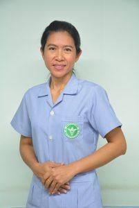 นางสาวจิตรา ทองสมบูรณ์ หัวหน้ากลุ่มงานประกันสุขภาพ ยุทธศาสตร์ และสารสนเทศทางการแพทย์